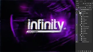 getlinkyoutube.com-Visual x Timpers - Infinity Graphics Pack! (Sellfy)