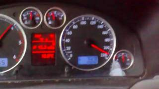 getlinkyoutube.com-VW MULTIVAN CARAVELA  2,5 T5 174+HP GP  MAX SPEED TUNING TEST DRIVE