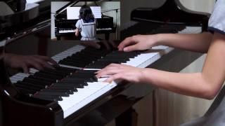 getlinkyoutube.com-旅立ちの日に  ピアノ 『卒業ソング』