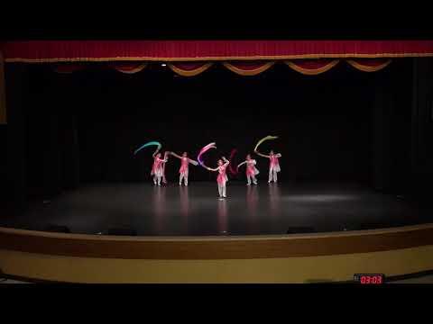 舞蹈社參加106學年度學生舞蹈比賽榮獲古典舞西區優等第一名(感謝黃秀琴老師指導)