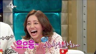 getlinkyoutube.com-【TVPP】Hyeri(Girl's Day) - Embarrassed at Revival, 혜리(걸스데이)- 2% 부족한 이이잉(~) 민망함에 으하항하항하(?)@ Radio Star