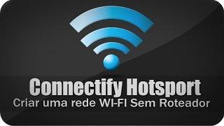 getlinkyoutube.com-Como Criar uma Rede Wi-fi sem (Roteador)