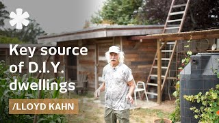 getlinkyoutube.com-Lloyd Kahn on his NorCal self-reliant half-acre homestead