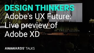 getlinkyoutube.com-Adobe's UX Future: Live preview of Adobe XD @Awwwards Conference