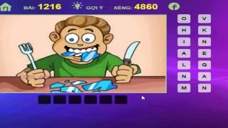 getlinkyoutube.com-Hướng dẫn chơi game Bắt chữ (câu 1201 - 1250) - Game Vui