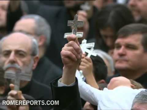Pope receives Neo-Catechumenal Way members in the Vatican