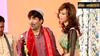 getlinkyoutube.com-Best of Deedar and Sajan Abbas Stage Drama Full Comedy Clip