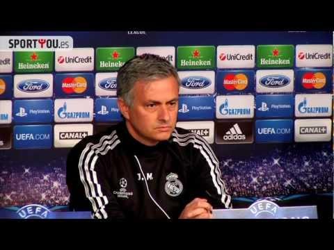 José Mourinho deixa jornalista espanhol COMPLETAMENTE SIDERADO com resposta impressionante
