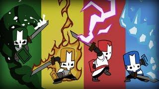 getlinkyoutube.com-Castle Crashers - Part 2 - Srająca sarna ciąg dalszy!