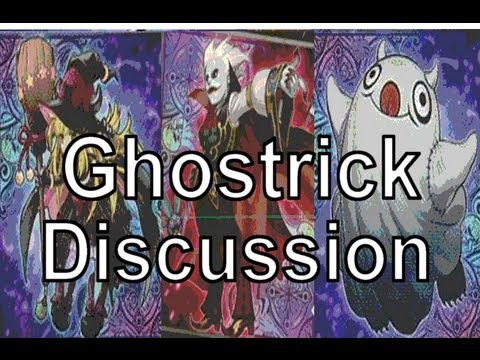 Yugioh Ghostrick Monster Discussion Halloween Themed Archetype