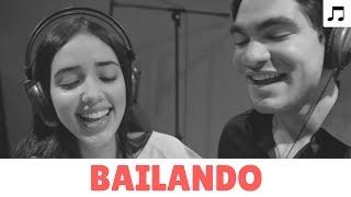 getlinkyoutube.com-Enrique Iglesias - Bailando (Dayana Saez y Gio Scollo)