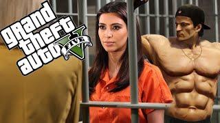 getlinkyoutube.com-Prison in GTA 5!! (GTA 5 Prison Mod PC)