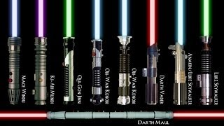 getlinkyoutube.com-What Color Lightsaber Would You Wield? (Just for Fun!)