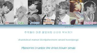 BTS (방탄소년단)   Run (Color Coded Han|Rom|Eng Lyrics) | By YankaT