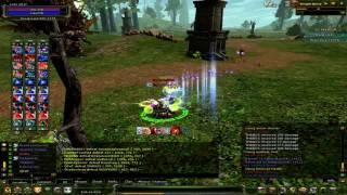 Knight Online Manes Solo Archer Pk Movie ( QRaT )