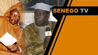 Vidéo : Serigne Habib Sy fils de Al Makhtoum « Mon père avait soutenu Senghor au lieu de Lamine Gueye parce-que… »