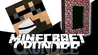 getlinkyoutube.com-Minecraft: CRUNDEE CRAFT | 95 Portals Everywhere!! [27]
