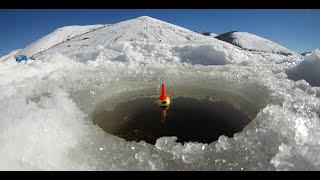 getlinkyoutube.com-Ice Fishing Scofield Utah