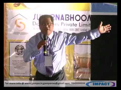 An Inspirational  Talk by Venu Gopal at IMPACT 2012 Hyderabad -z7O5VAoTMPc