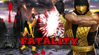 getlinkyoutube.com-Fatalities - Mortal Kombat Mugen