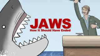 How Jaws Should Have Ended width=