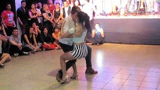 getlinkyoutube.com-Comadreja Bachata Congress 2014 ~ Batalla Bachata Bacardí ~ Final