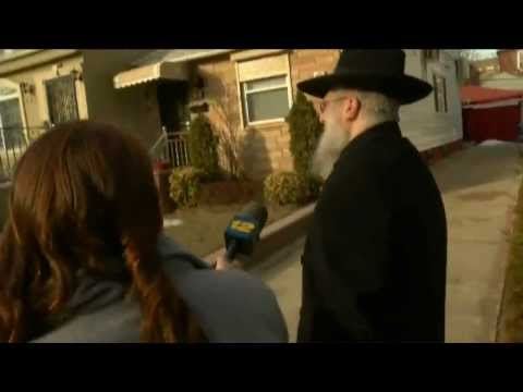 Interview with Rabbi Accused of Distributing Child Pornography