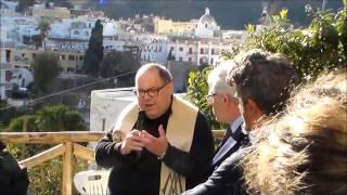 Capri: Inaugurazione Campo di Bocce e Sala di Pubblico utilizzo