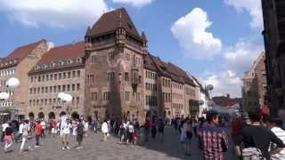 getlinkyoutube.com-CITY OF NÜRNBERG OLD TOWN 2013 full HD 1080P