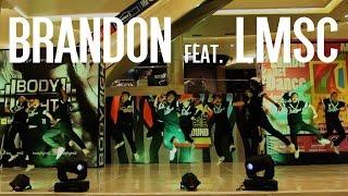 getlinkyoutube.com-Brandon Feat. LMSC | SHOWCASE | Lenmarc Art Center