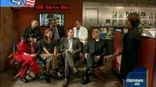 getlinkyoutube.com-NCIS Cast on The Early Show - 22/09/09 - part 3