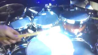 Jay Weinberg - Killpop (Drum Cam Body) 2016
