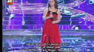 getlinkyoutube.com-طفلة تركية تغني أغنية أمي أبكت الملايين مترجمة Aycan Çelik