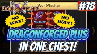 getlinkyoutube.com-KNIGHTS AND DRAGONS EP: 78 | DRAGONFORGED PLUS IN ONE CHEST!
