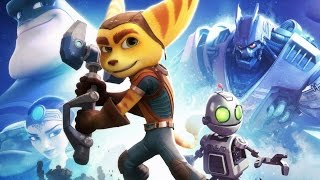 getlinkyoutube.com-Ratchet & Clank - Launch Trailer | PS4