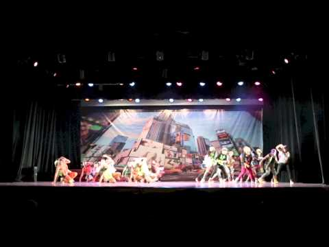 Marlupi Dance Recital - Battle