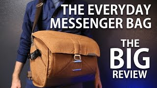 The Everyday Messenger Bag: THE BIG CRITICAL REVIEW