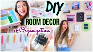 getlinkyoutube.com-DIY Room Decor & Organization For 2015!