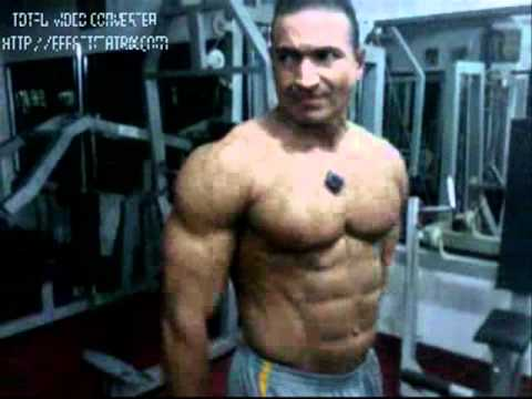 Mr.Hashim Khan.Body builder