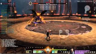 Bless Online CBT 3 gameplay sep 19-2015 p2