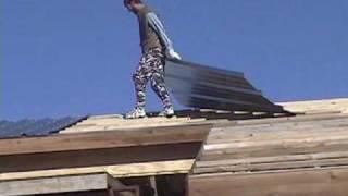 getlinkyoutube.com-Metal Roof