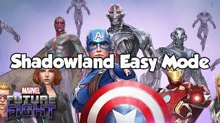 getlinkyoutube.com-[Marvel Future Fight] Shadowland Easy Mode
