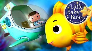 getlinkyoutube.com-A Sailor Went To Sea | Nursery Rhymes | by LittleBabyBum!