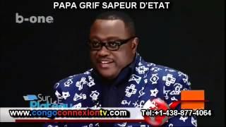 getlinkyoutube.com-PAPA GRIF SAPEUR D'ÉTAT PARLE DES LÉOPARDS DE LA SAPE