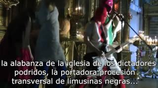 Virgin Mary, put Putin Away - Pussy Riot - Subtitulada