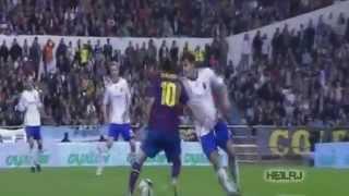 getlinkyoutube.com-Messi and Ronaldinho Who is the best one  ? مسی یا رونادینیهو 2012