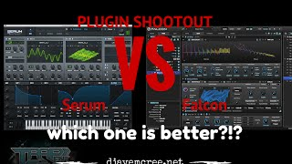 UVI Falcon vs. Xfer Serum VST(which is better?!?)