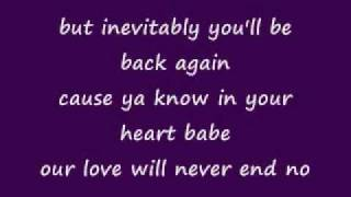 getlinkyoutube.com-Mariah Carey - Always Be My Baby (lyrics)