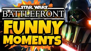 getlinkyoutube.com-Star Wars Battlefront Beta - Funny Moments! - (SWBF 3 Gameplay)