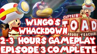 getlinkyoutube.com-ABM: Captain Toad Episode 3 (FUEL 3 hour) Gameplay HD